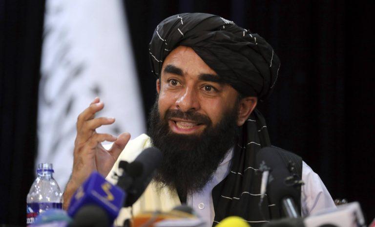 Zabihullah Mujahid: l'égorgeur d'Allah