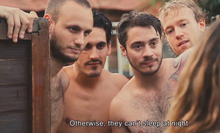 "Marco Berger: ""Taekwondo"" ou le beau au bois dormant"