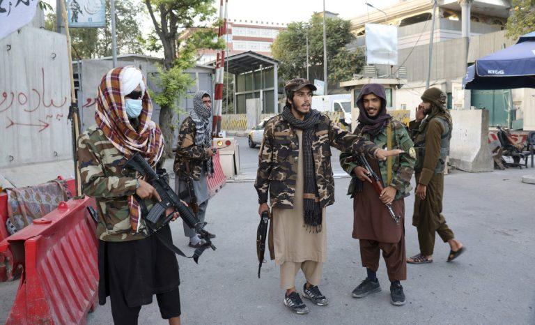 Avez-vous entendu les musulmans s'indigner de la prise de Kaboul?