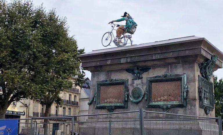 Rouen, cette statue qu'on veut abattre!