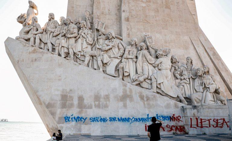 Tag au Portugal: la vandale française risque la prison