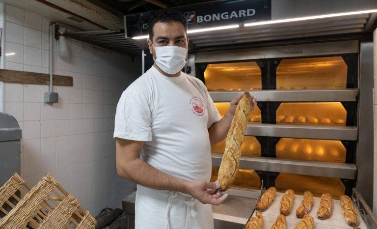 Les propos du nouveau boulanger de l'Élysée le disqualifient pour servir la table présidentielle!