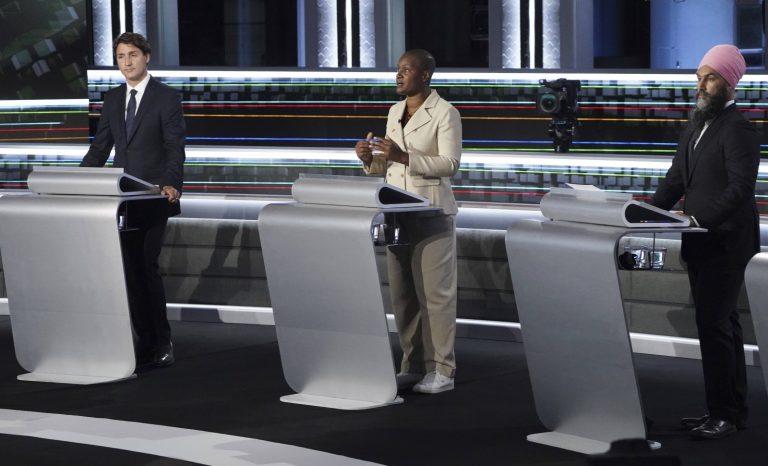 Élections canadiennes: Justin et son nombril