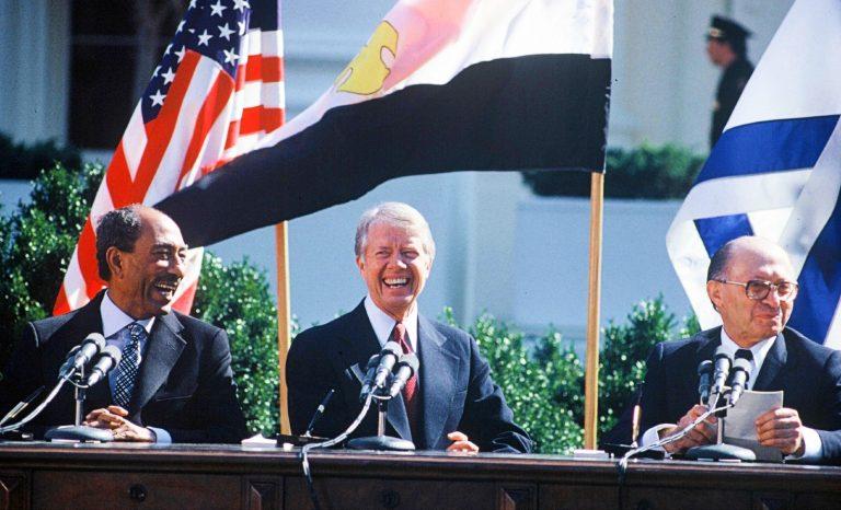Anouar el-Sadate, le funambule de la paix