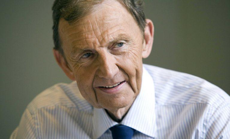 Etienne Mougeotte, grand manitou des médias pendant 50 ans