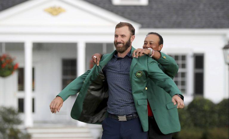 La veste verte d'Augusta: le trophée ultime